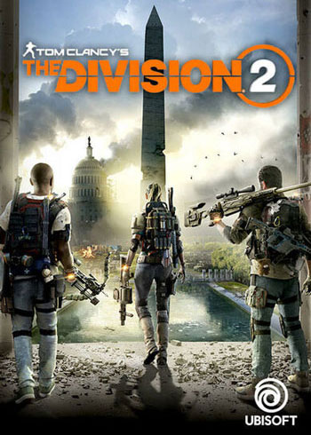 Tom Clancy's The Division 2 Uplay Digital Code Europe, mmorc.com