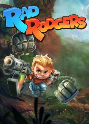 Rad Rodgers Steam Digital Code Global, mmorc.com