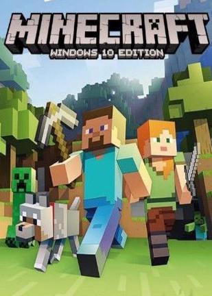 Minecraft Windows 10 Microsoft Digital Code Global