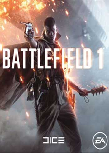 Battlefield 1 (BF 1 PC) Origin Digital Code Global, mmorc.com