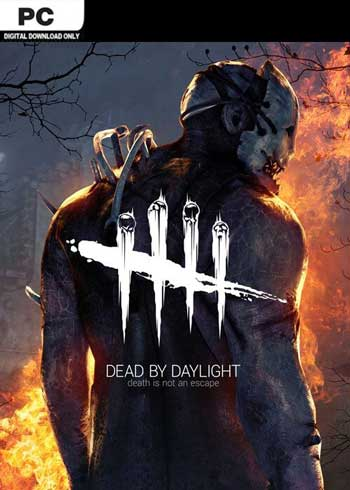 Dead by Daylight Steam Digital Code Global, mmorc.com