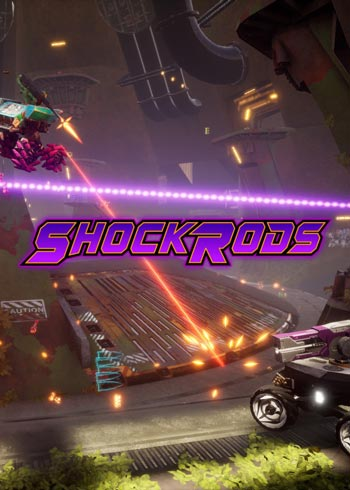 ShockRods Steam Digital Code Global, mmorc.com