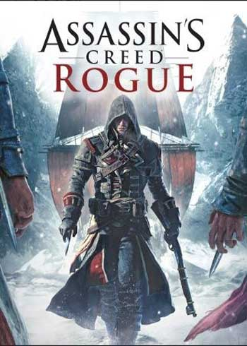 Assassin's Creed Rogue Uplay Digital Code Global