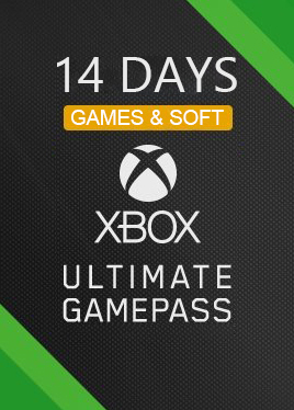 Ultimate Game Pass 14 Days Xbox One Trial Key Global