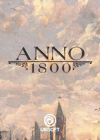 Anno 1800 Uplay Digital Code Europe, mmorc.com