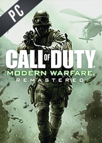 Call of Duty Modern Warfare Remastered PC Digital Code Global