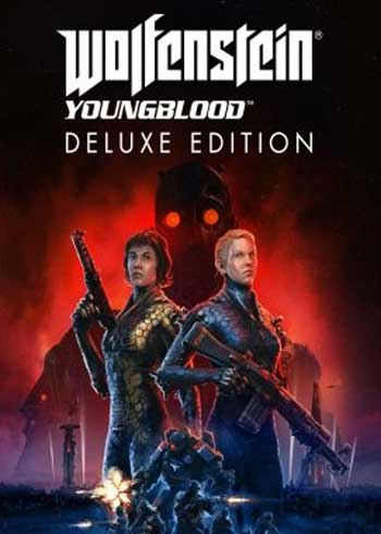 Wolfenstein Youngblood Deluxe Edition Bethesda Digital Code EMEA, mmorc.com