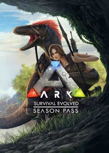 ARK: Survival Evolved - Season Pass Steam Digital Code Global, mmorc.com