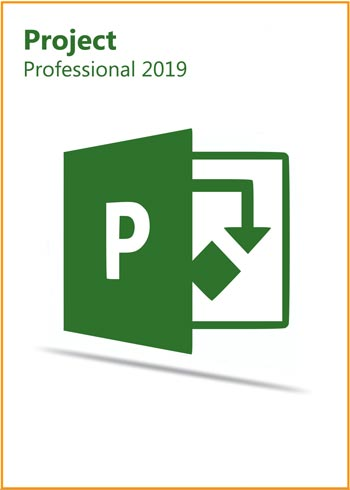 Microsoft Project Pro Professional 2019 Key Global