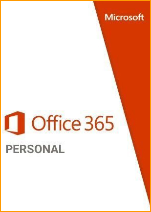 Microsoft Office 365 Personal 1 Device 1 Year Key Europe