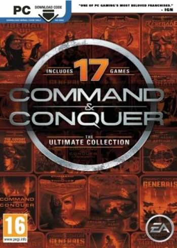Command & Conquer: The Ultimate Collection Origin Digital Code Global, mmorc.com