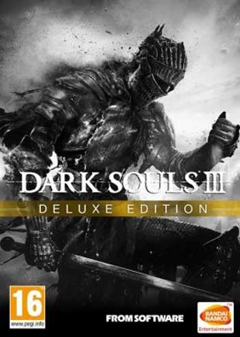 Dark Souls III Deluxe Edition Steam Digital Code Global, mmorc.com