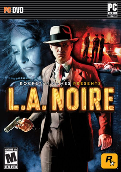 L.A. Noire The Complete Edition Rockstar Digital Code Global
