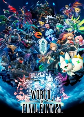 World Of Final Fantasy Steam Digital Code Global, mmorc.com