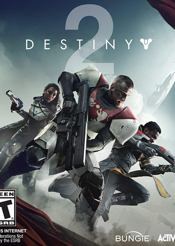 Destiny 2 Standard Edition PSN Digital Code US