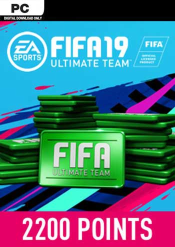 FIFA 19 Ultimate Team 2200 Points Origin Global, mmorc.com