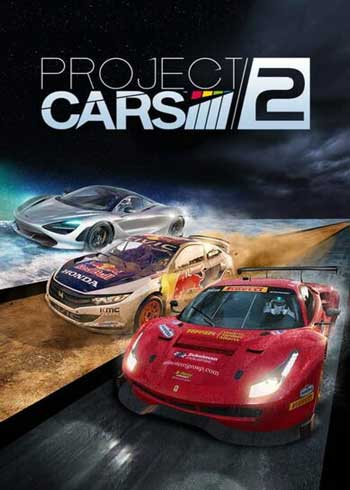 Project CARS 2 Steam Digital Code Global, mmorc.com