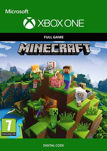 Minecraft Xbox One Digital Code Global