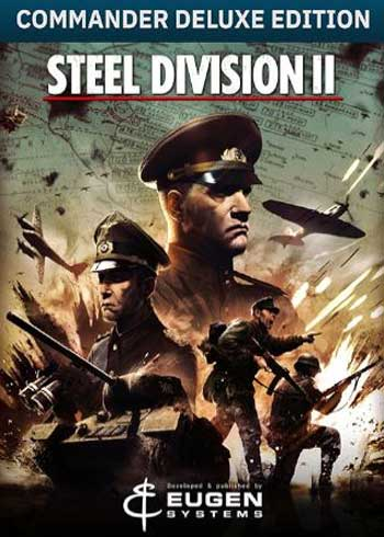 Steel Division 2 Commander Deluxe Edition Steam Digital Code Global