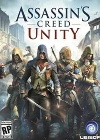 Assassin's Creed Unity Uplay Digital Code Global