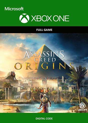 Assassin's Creed Origins Xbox One Digital Code Global
